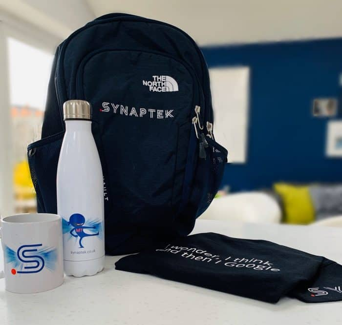 New employee swag bag welcome gifts image