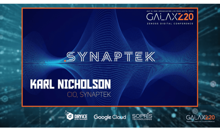 Synaptek webinar video thumbnail image