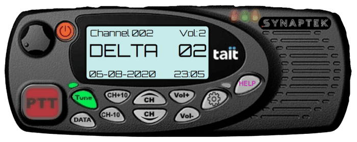 Communication handset image